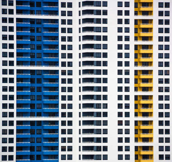 David Behar - Blue and Yellow | blinq.art