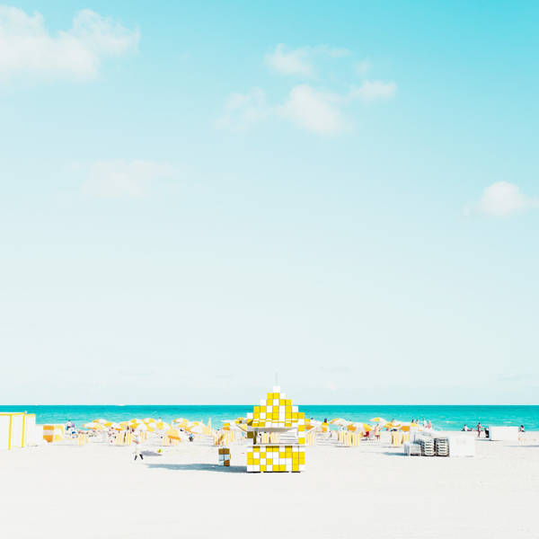 David Behar - Pixel Cabana | blinq.art