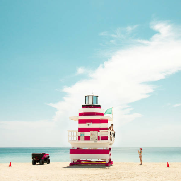 David Behar - South Beach Tower | blinq.art