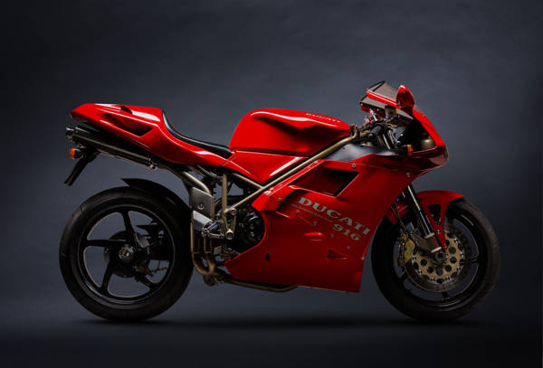 Paul Clifton - Ducati 916 | blinq.art