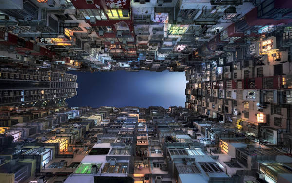 Jesús M Garcia - Beehive Buildings | blinq.art