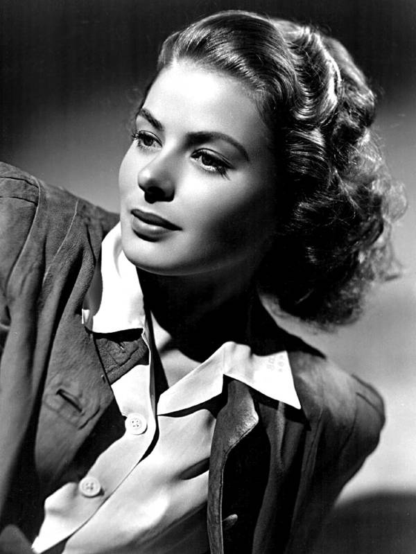 Anonymous Artist - Ingrid Bergman | blinq.art