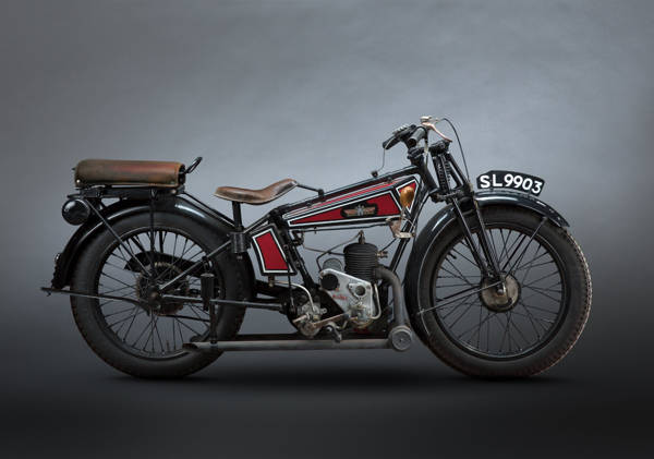 Paul Clifton - Gnome et Rhone 250cc 1928 | blinq.art