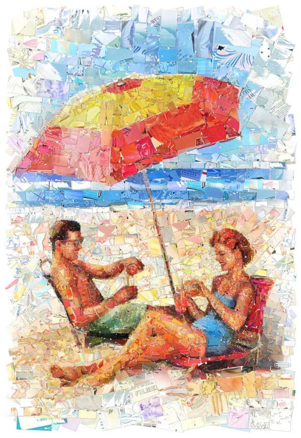 Charis Tsevis - Umbrella | blinq.art