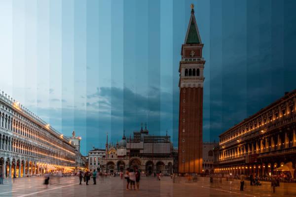 Richard Silver - Venice Sliced   blinq.art