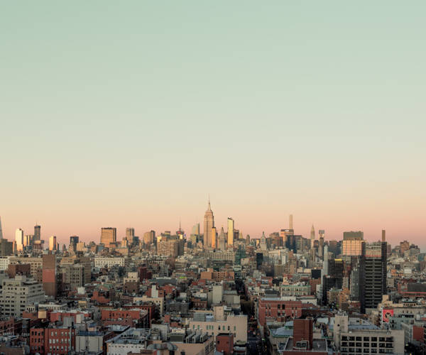 Ludwig Favre - Empire State Building   blinq.art