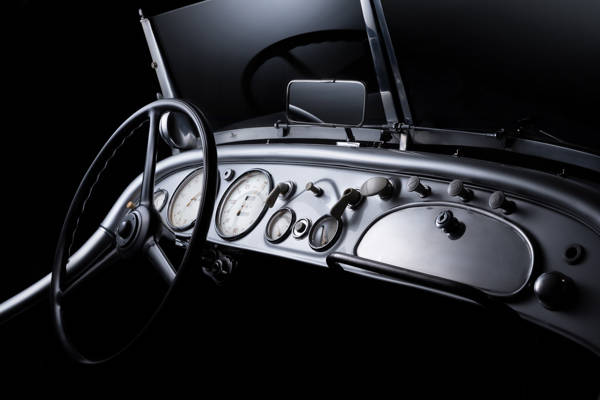 Sarel Van Staden - 1938 BMW 328 interior | blinq.art