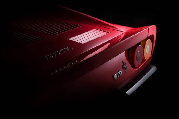 Sarel Van Staden - 1984 Ferrari 288 GTO Back | blinq.art