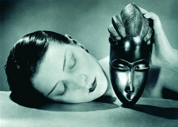 Man Ray - Noire et Blanche | blinq.art