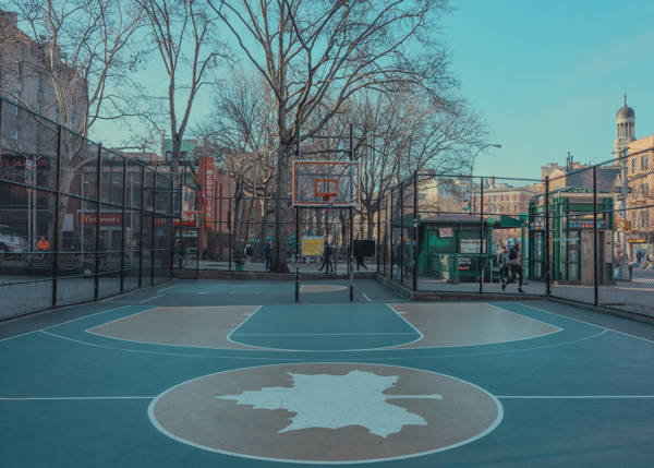 Ludwig Favre - NYC Playground | blinq.art