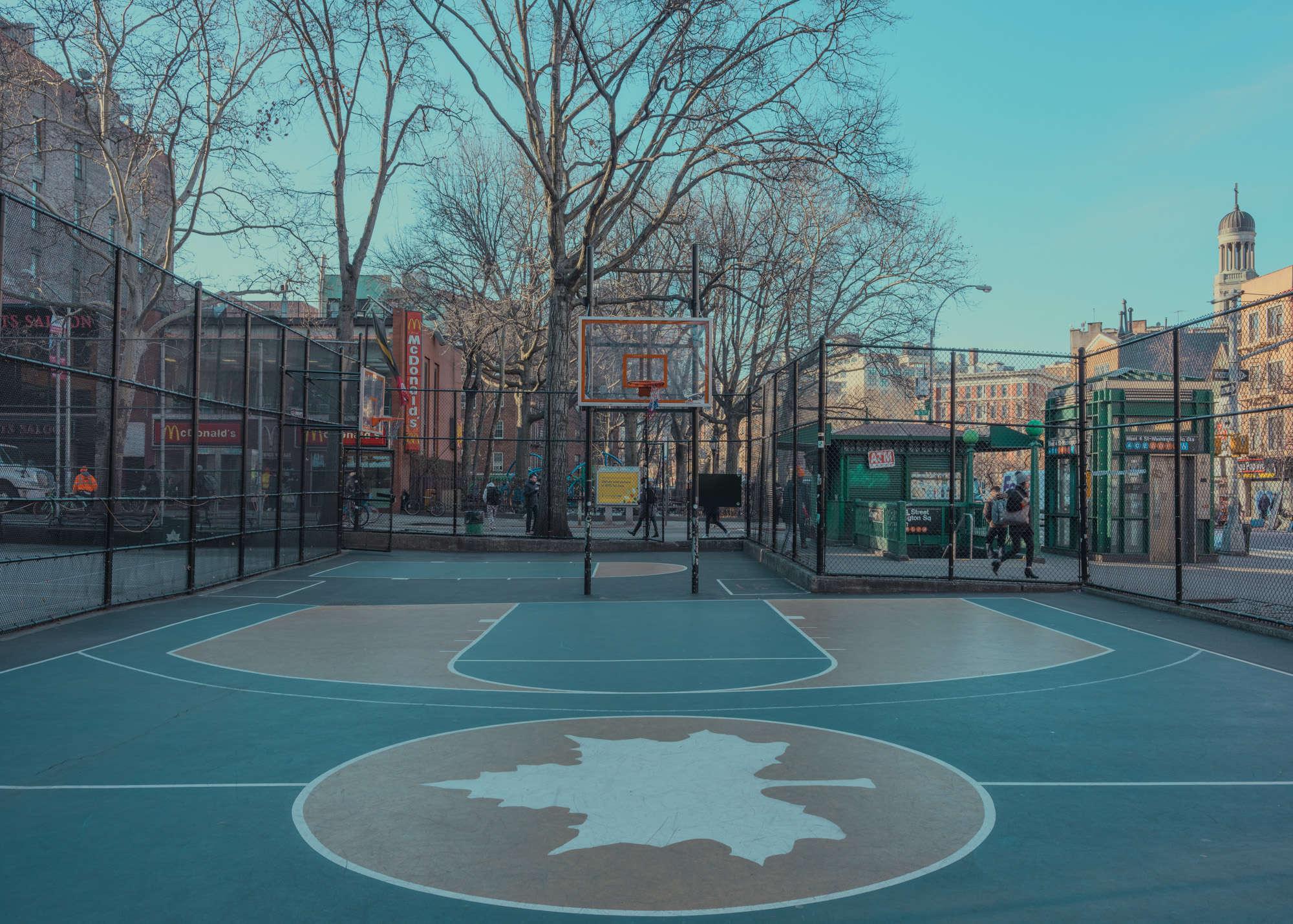 Ludwig Favre - NYC Playground