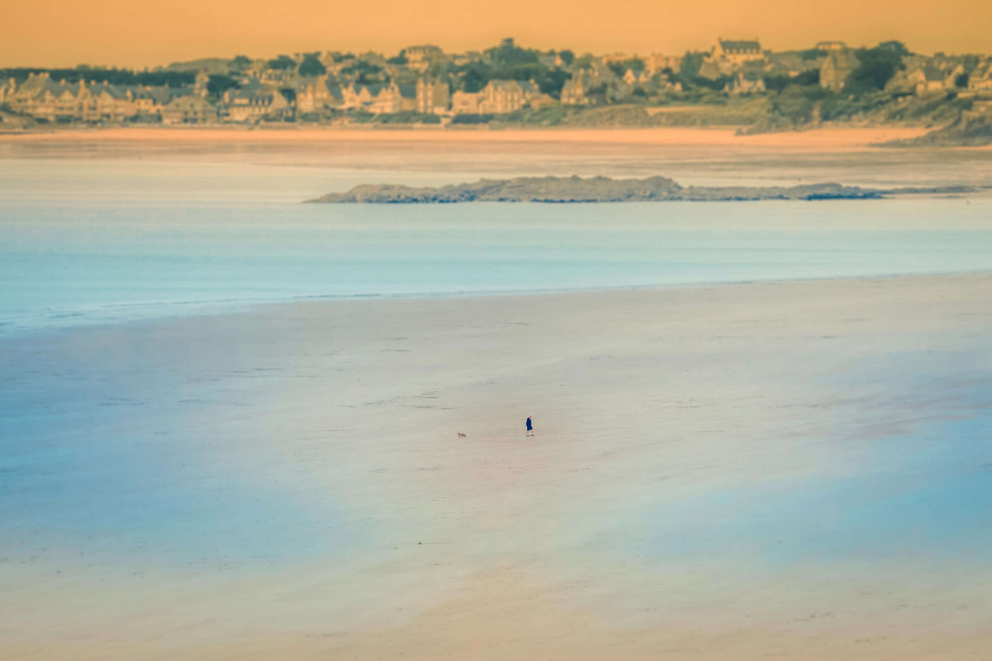 Françoise Gaujour - Saint Malo Plage 4