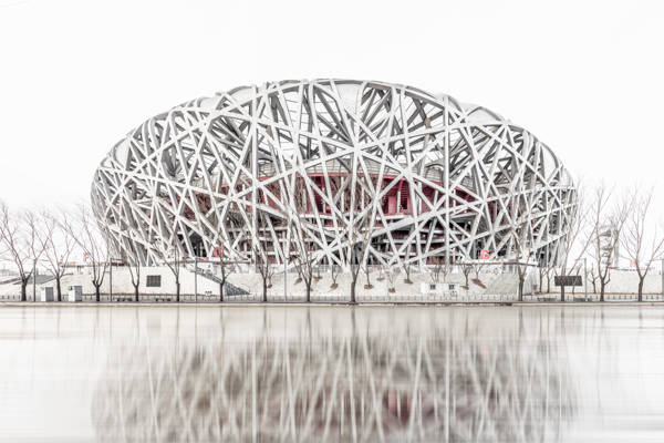 Laurent Dequick - Beijing Bird Nest