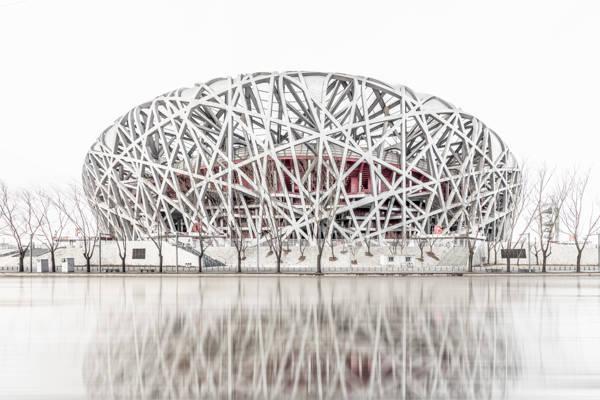 Laurent Dequick - Beijing Bird Nest