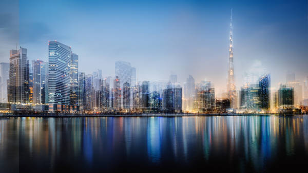 Laurent Dequick - Dubai Business Bay I