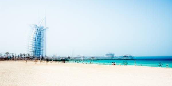 Laurent Dequick - Dubai Sunset Beach