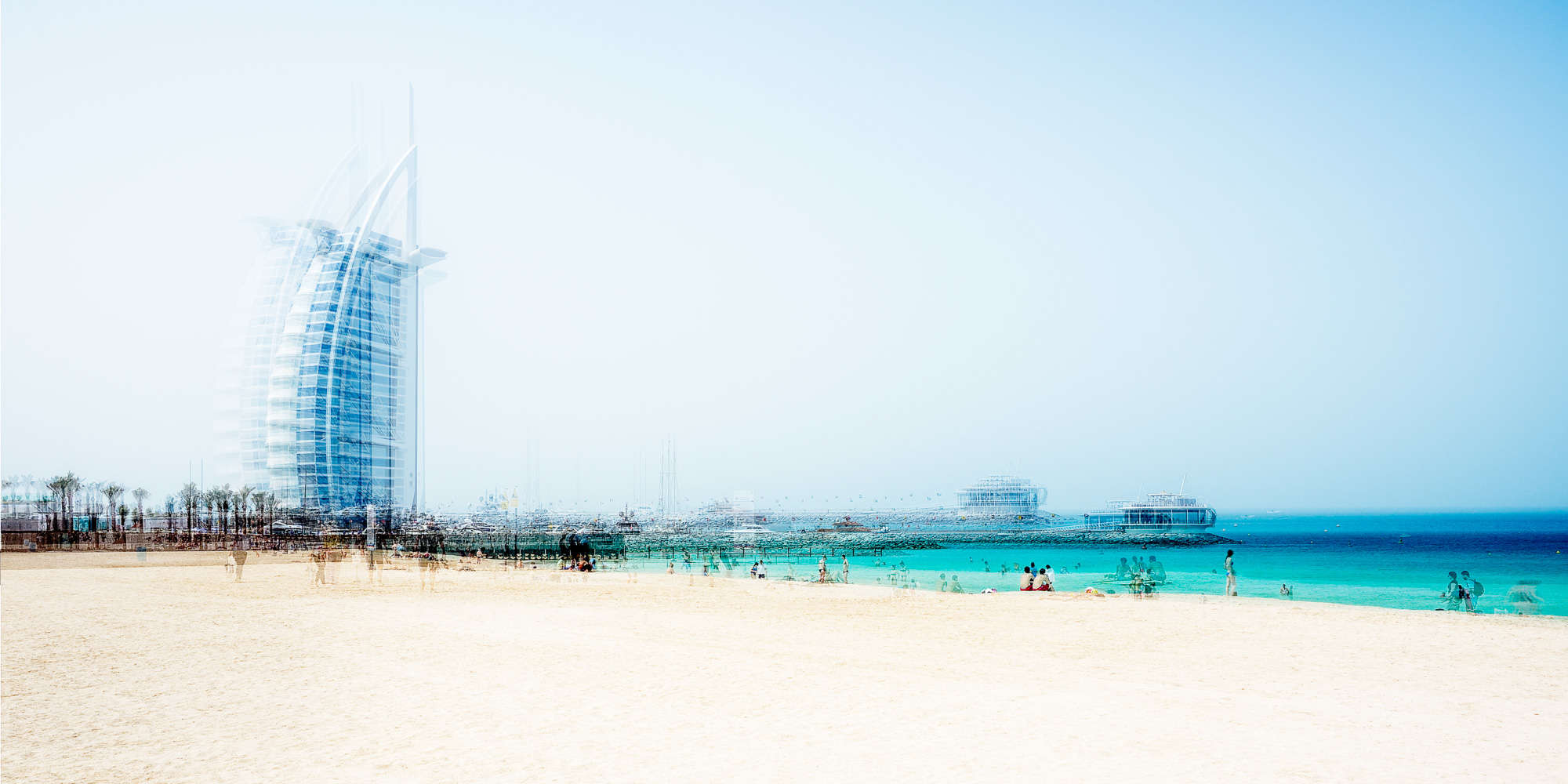 Laurent Dequick - Dubai Sunset Beach