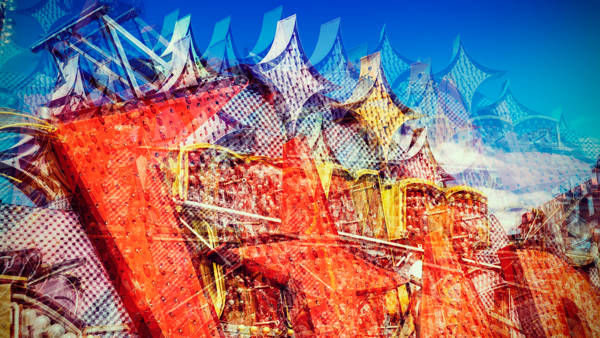 Laurent Dequick - Abandoned Neons VII