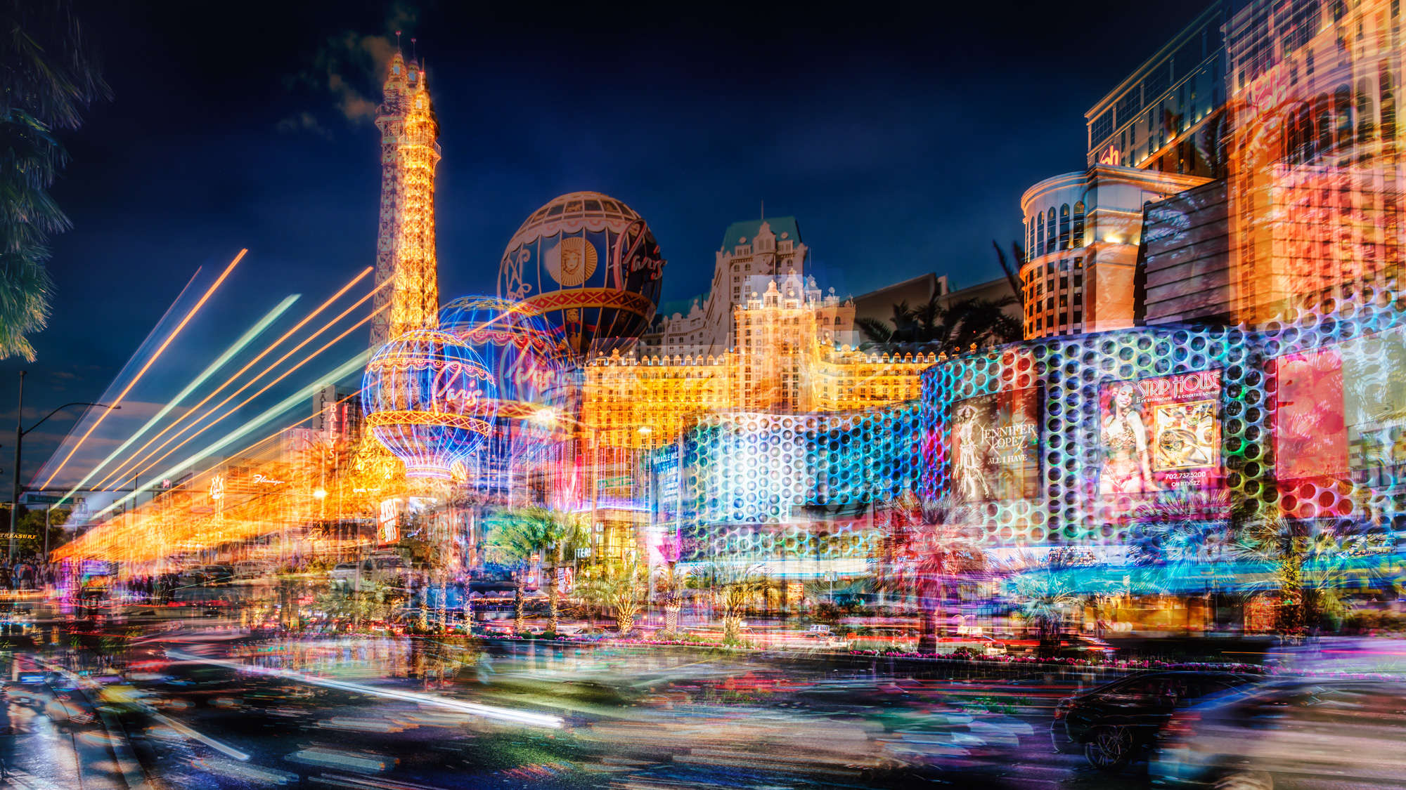 Laurent Dequick - Las Vegas Strip I