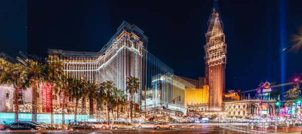 Laurent Dequick - Venetian Las Vegas