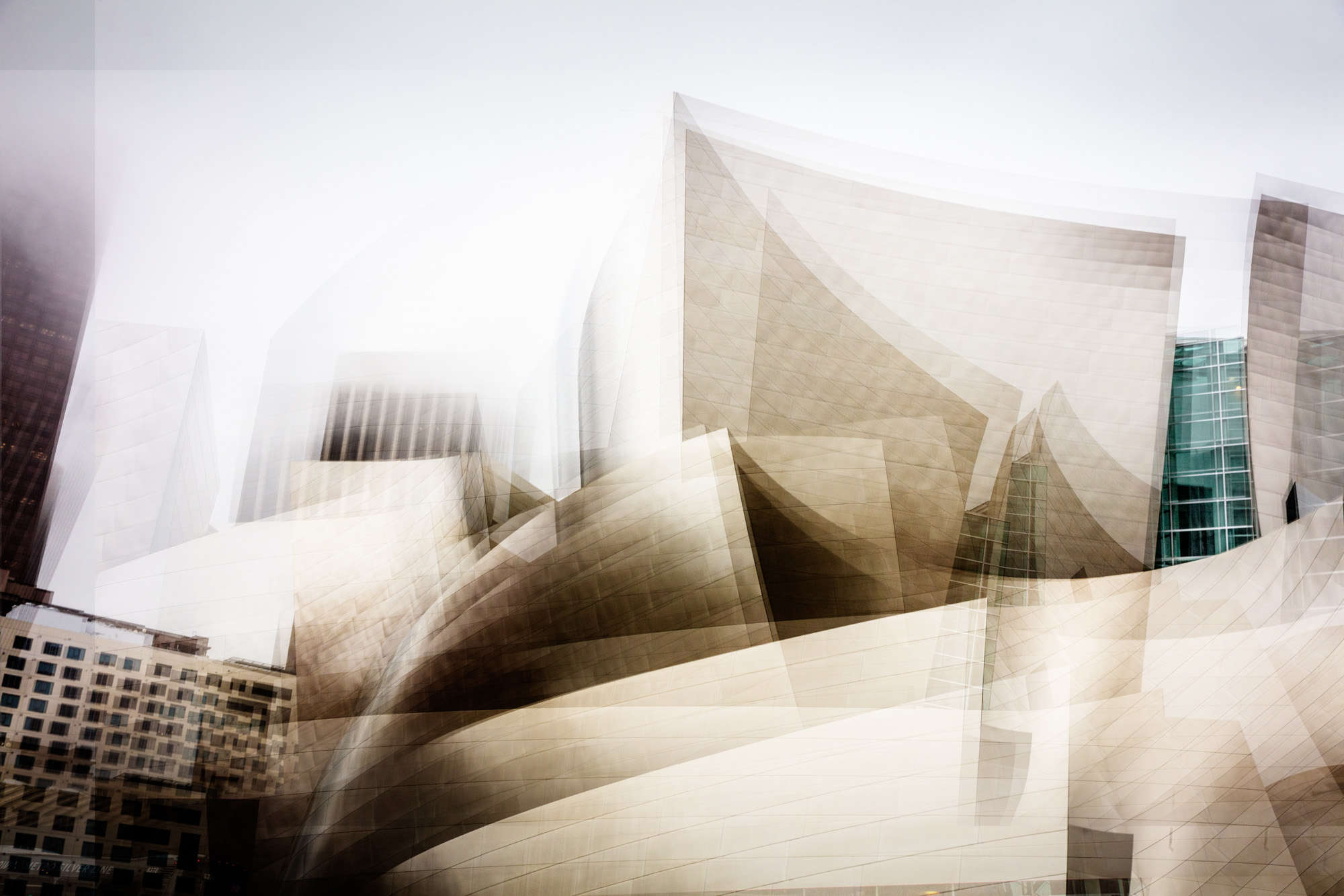 Laurent Dequick - Walt Disney Concert Hall II