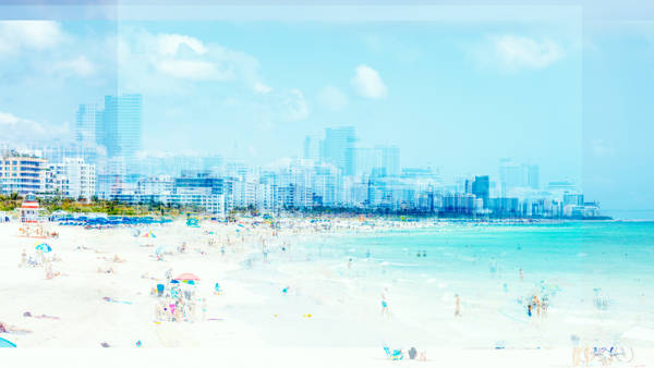 Laurent Dequick - South Beach I