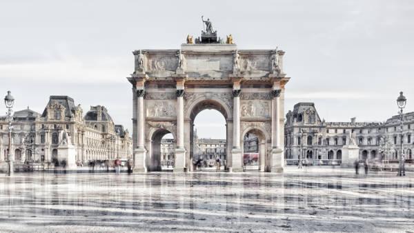 Laurent Dequick - Arc de Triomphe du Carrousel