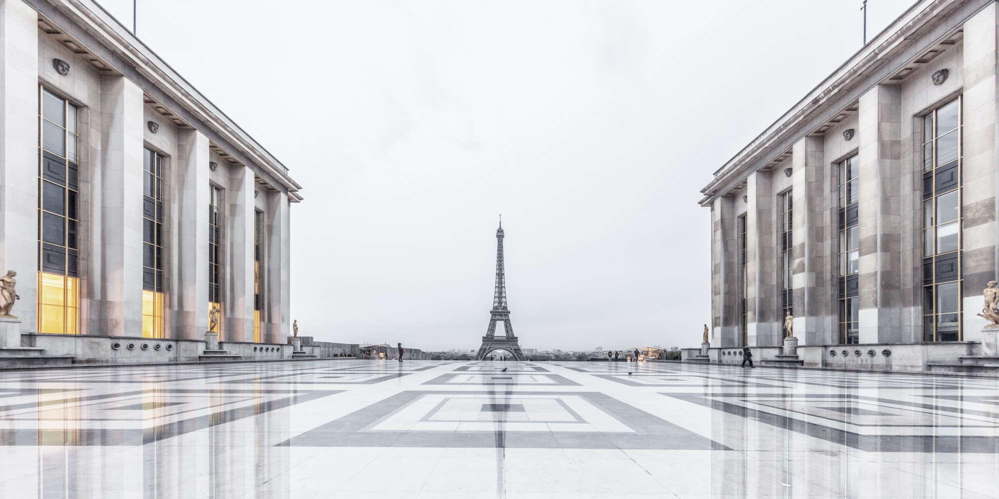 Laurent Dequick - Esplanade du Trocadero