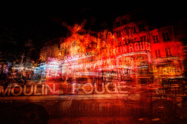 Laurent Dequick - Moulin Rouge I