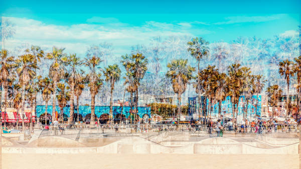 Laurent Dequick - Venice Beach I
