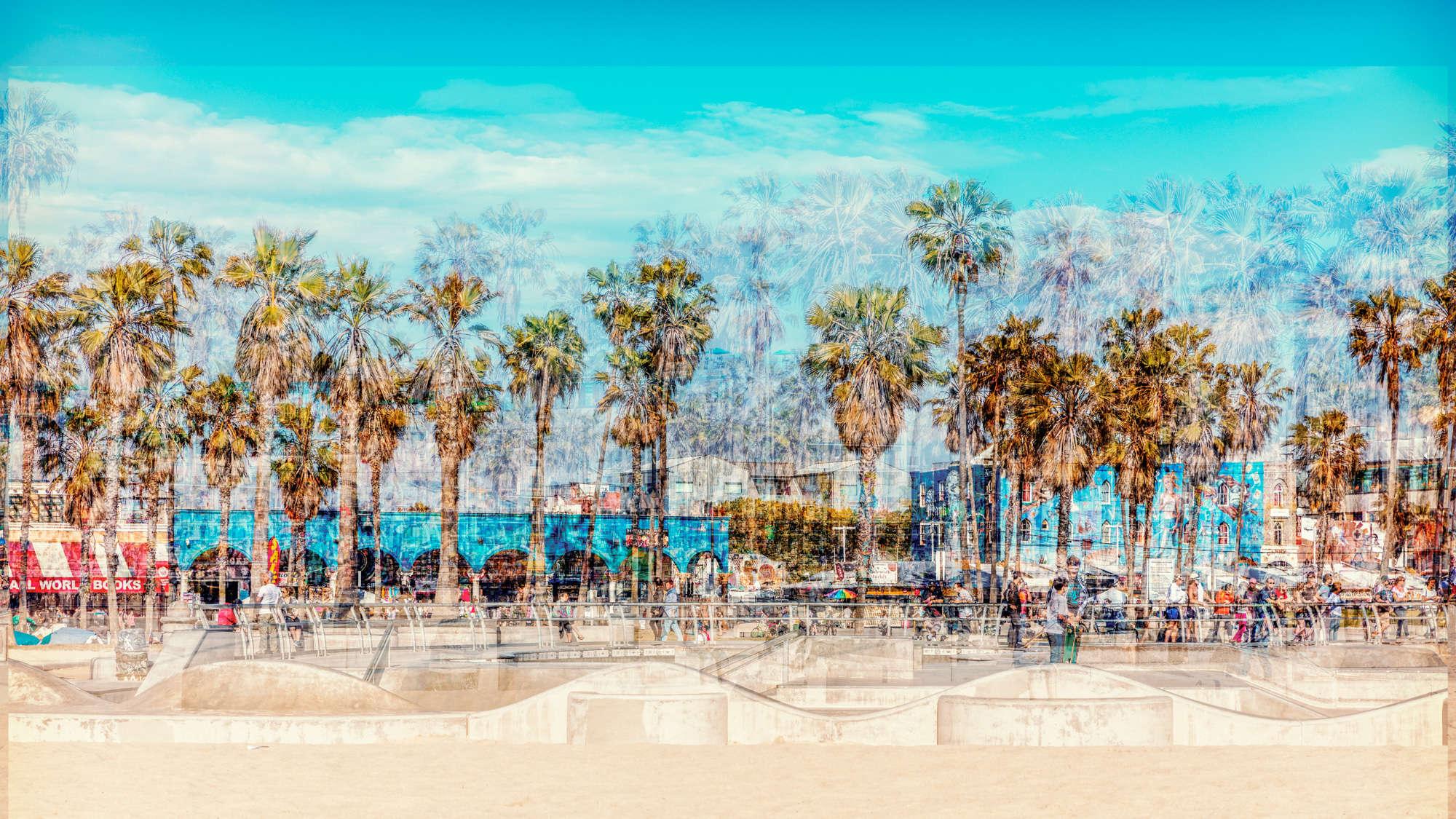 Laurent Dequick - Venice Beach I