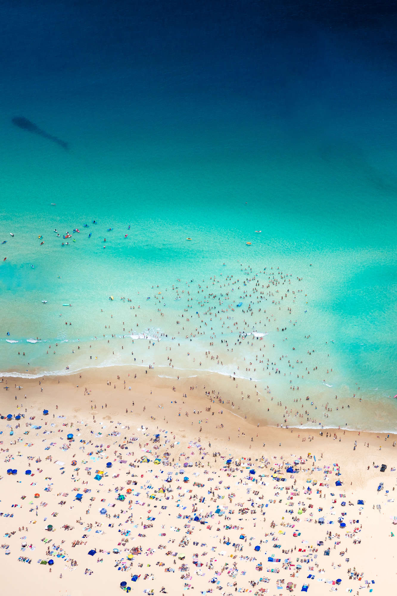 Anthony Glick - Bondi Shades Of Blue