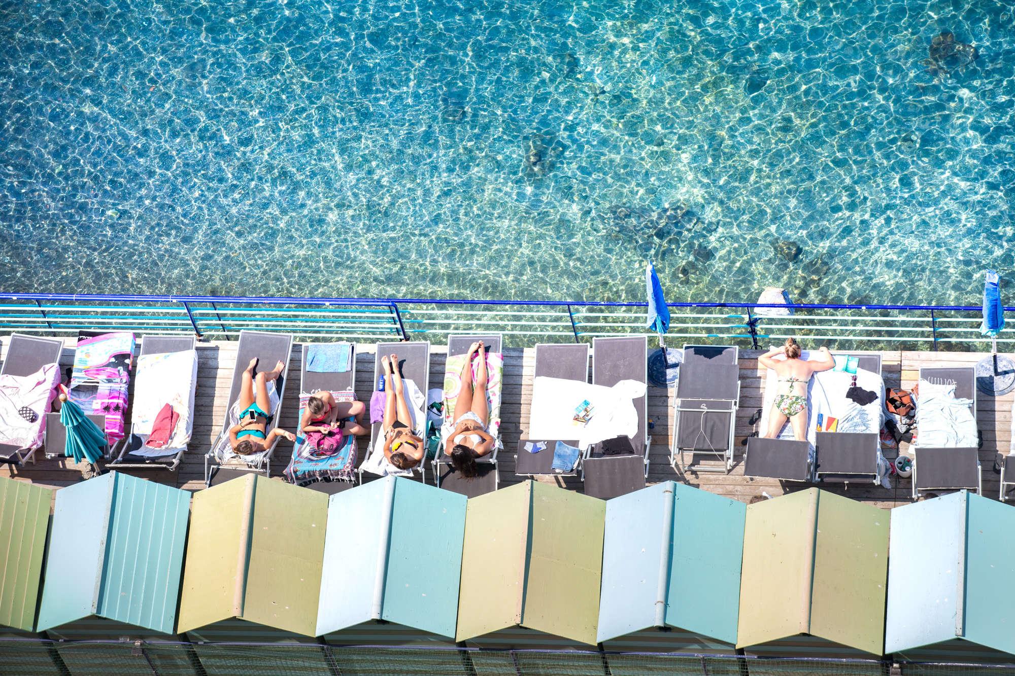 Anthony Glick - Seaside Sheds