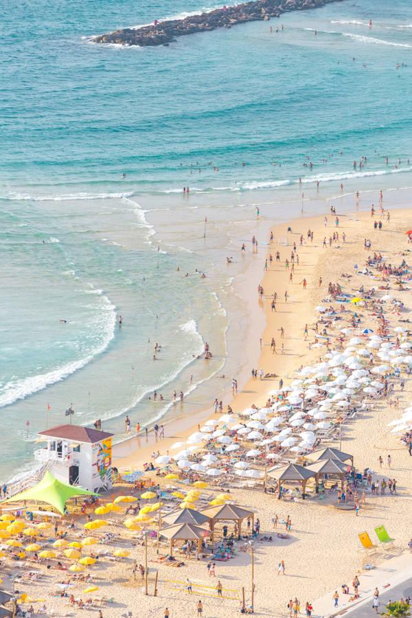 Anthony Glick - Tel Aviv Curves