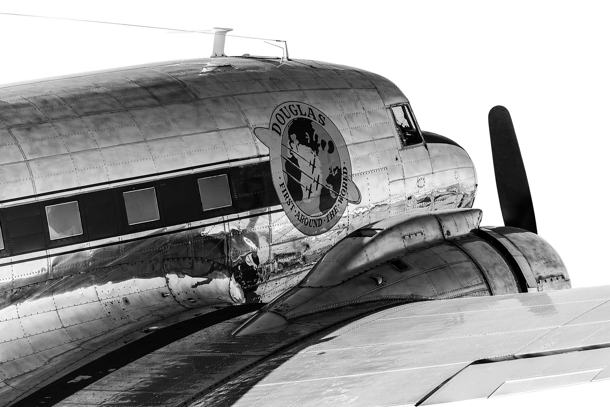 Gary Sheppard - Douglas DC-3 I