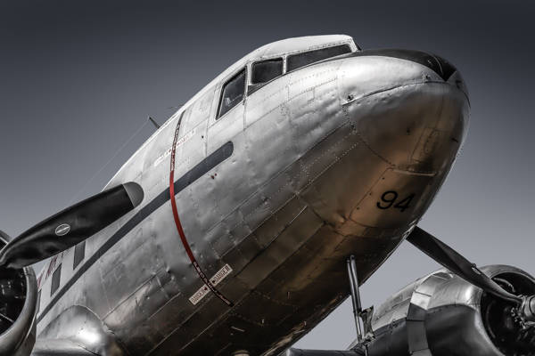 Gary Sheppard - Douglas C-47 Skytrain in RAAF colours