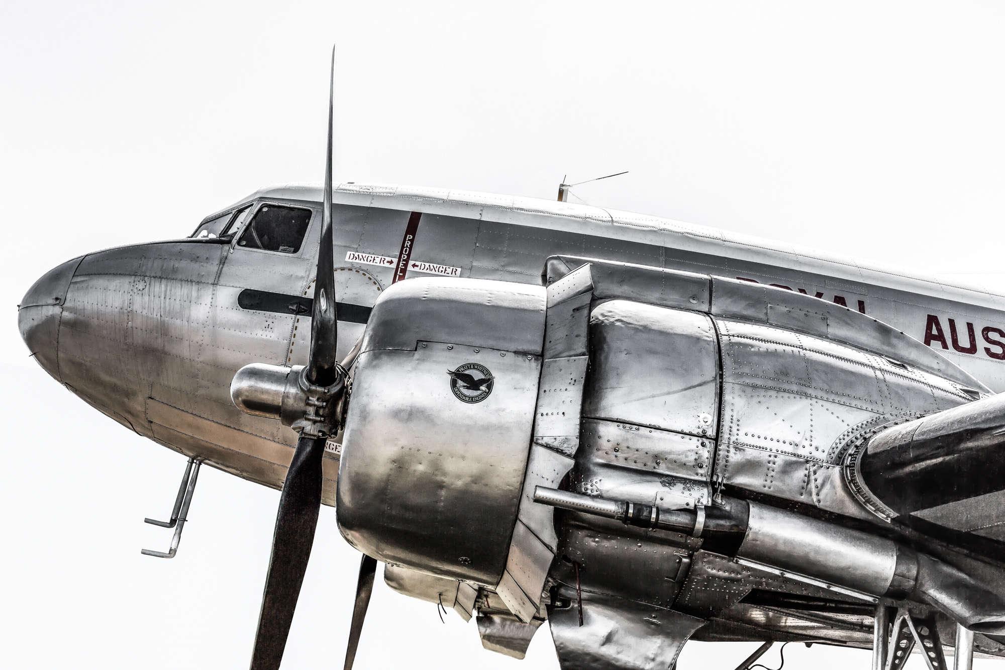 Gary Sheppard - Douglas C-47 Skytrain