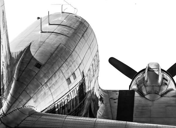 Gary Sheppard - Rear View Douglas DC-3
