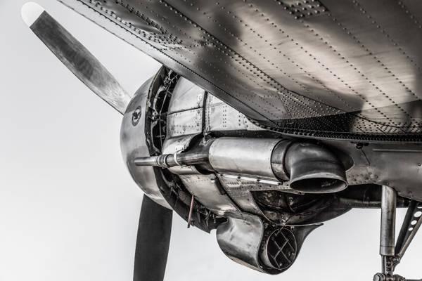 Gary Sheppard - Engine Douglas DC3 II