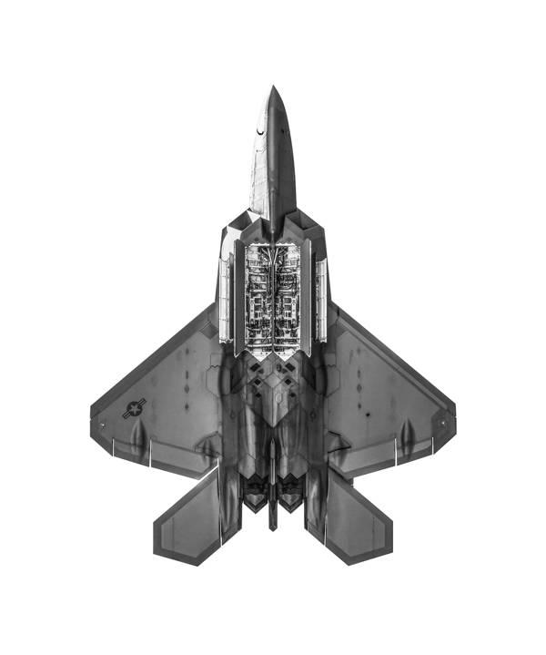 Gary Sheppard - Lockheed Martin F-22 Raptor