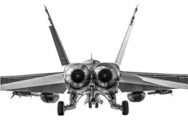 Gary Sheppard - RAAF FA-18 Superhornet