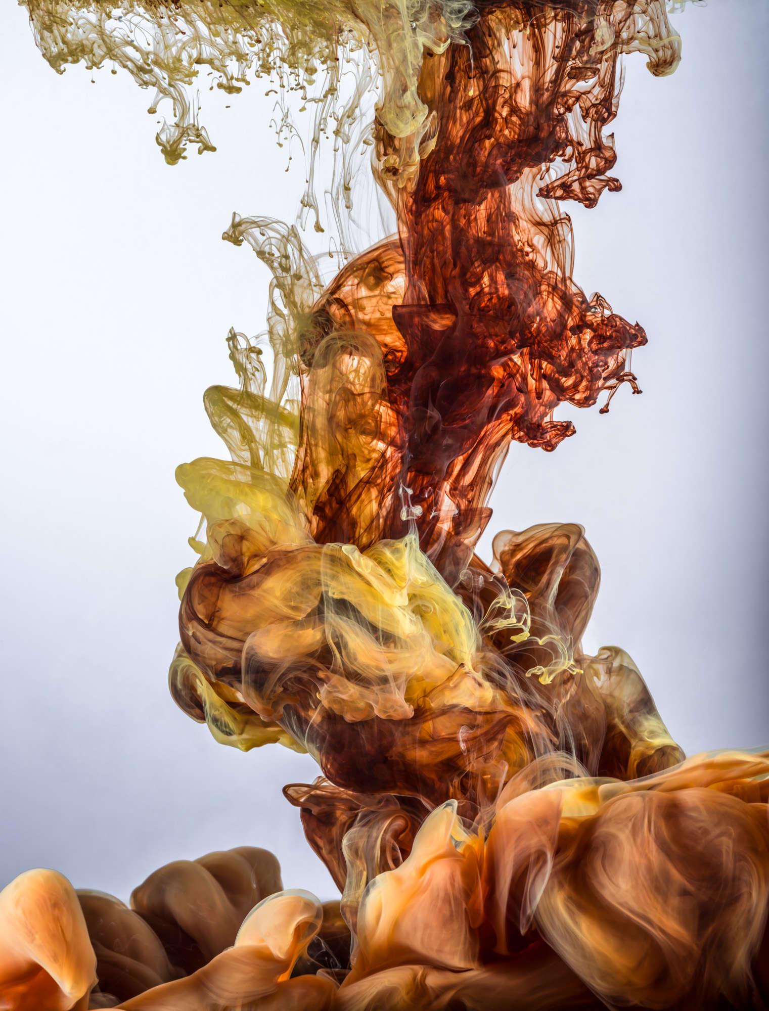 Gary Sheppard - Billowing colour #5