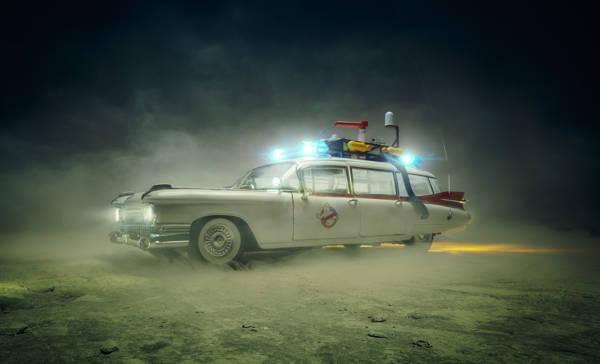 Felix Hernandez - Ghostbusters