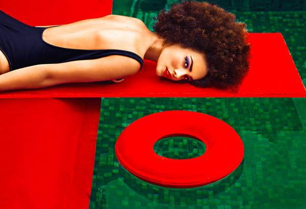 Elena Iv-Skaya - Dreamer Pool New Colors II