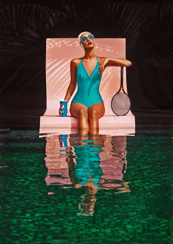 Elena Iv-Skaya - Dreamer Pool New Colors V