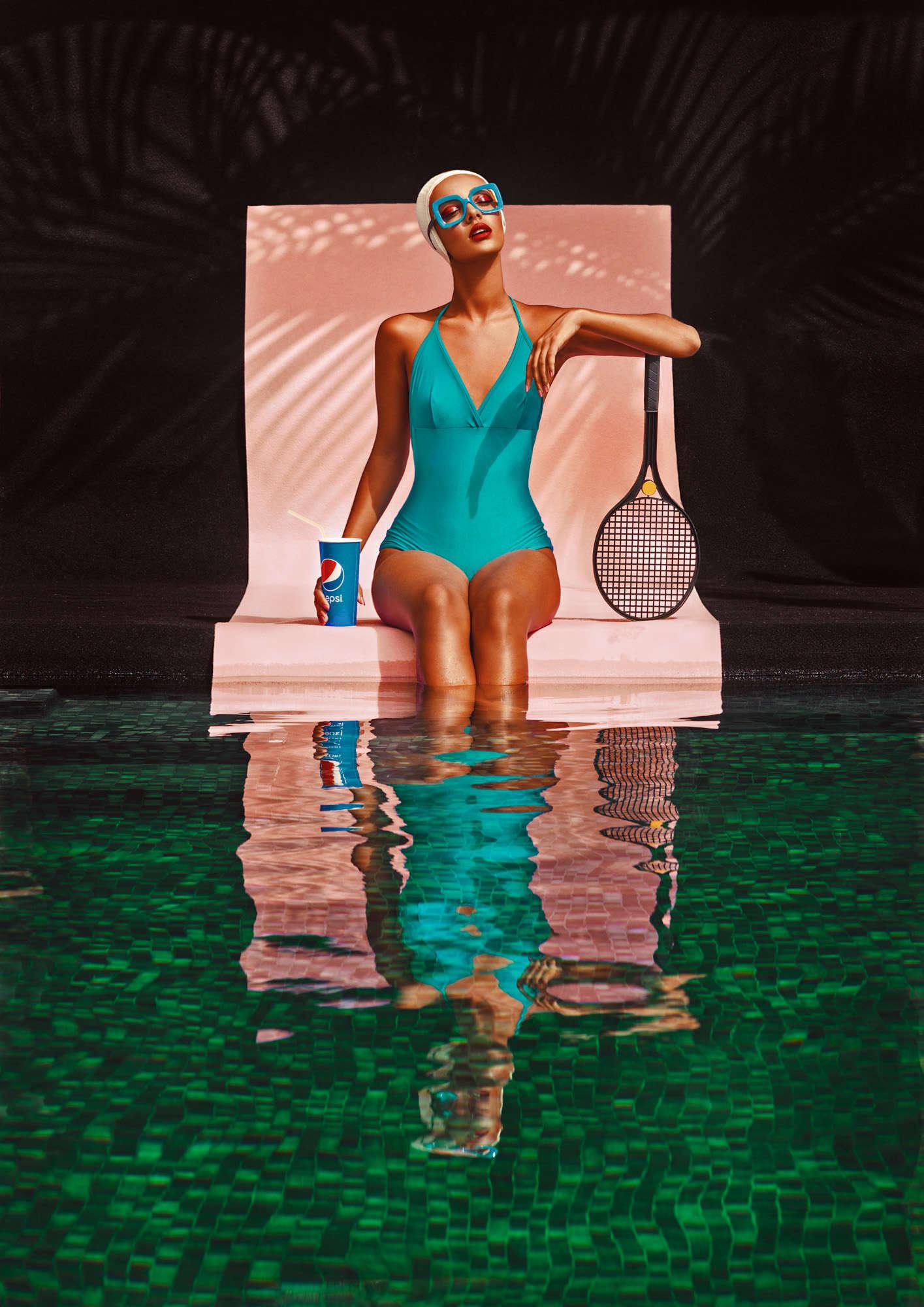 Elena Iv-Skaya - Dreamer Pool New Colors V