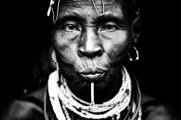 Ben Moore - Himba Tribe VIII