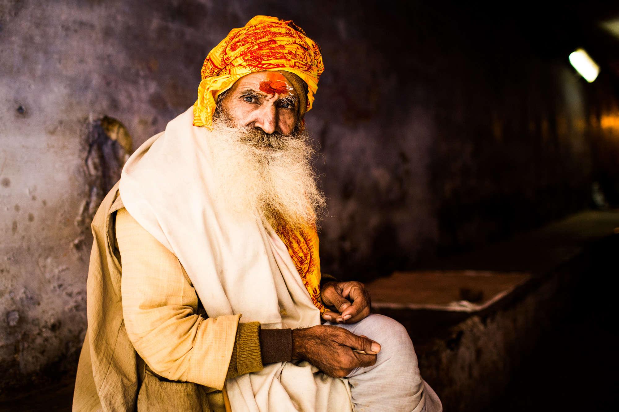 Ben Moore - Varanasi