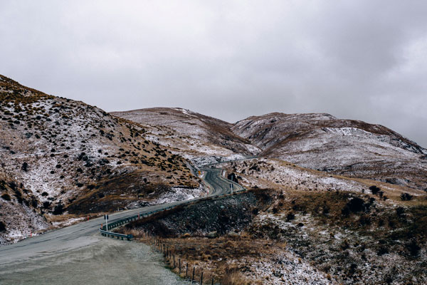 Sandra Markovic - The First Snow New Zealand