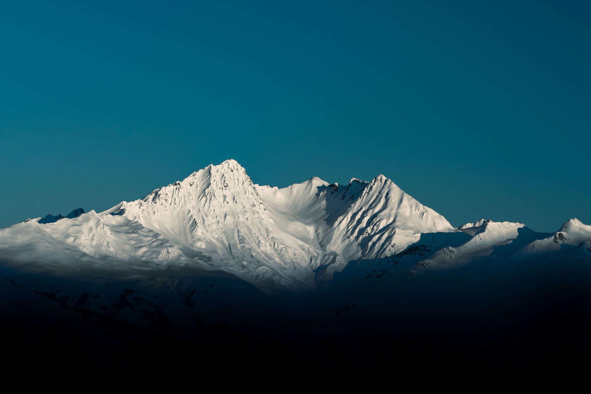 Nicolas Mithois - Blue Mountain